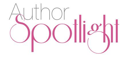 author spotlight 8