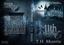The 11th Percent numbered book cover